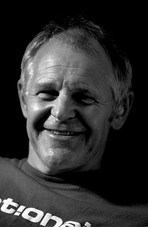 Roger Lever portrait